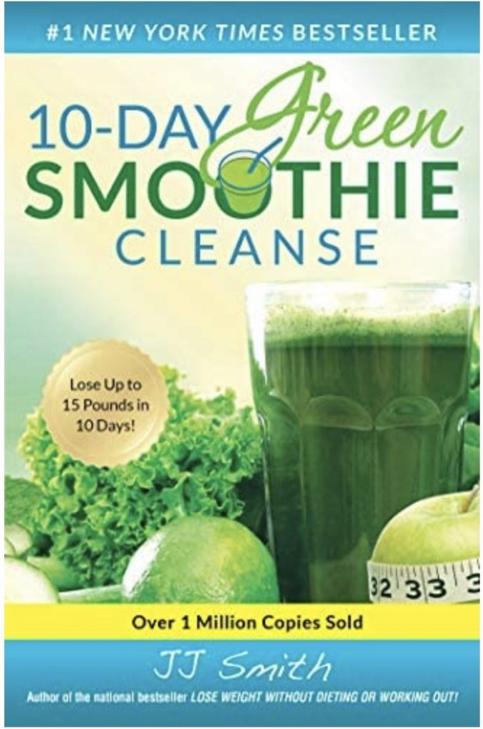 10-Day Green Smoothie Cleanse Book Cover